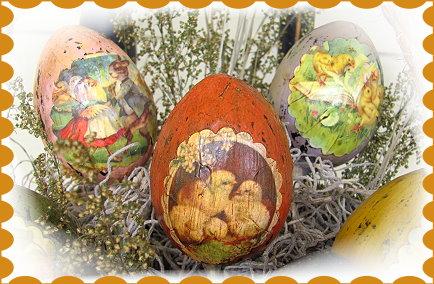 Egg Closeup